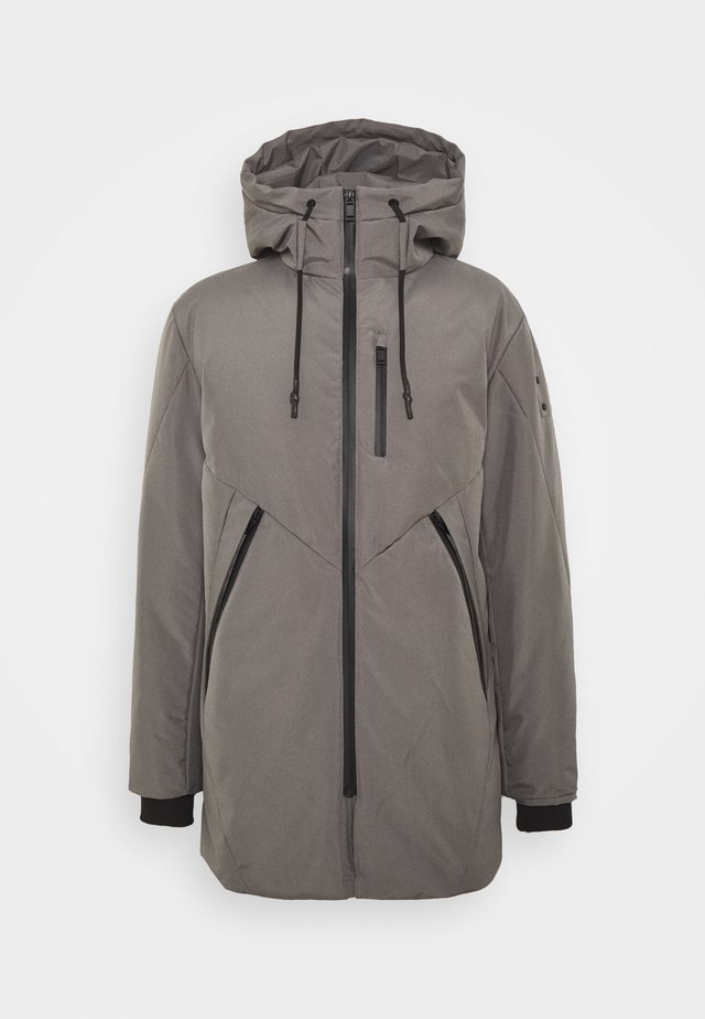 MASON LONG JACKET - Parka - grey