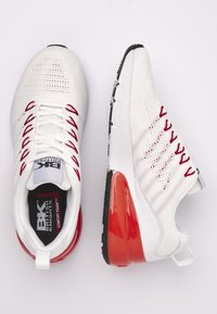 British Knights - Sneakers basse - white/red - 2