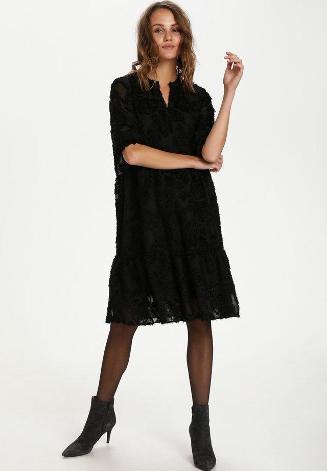 CHRISTYSZ  - Sukienka koktajlowa - black