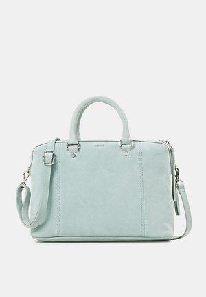 SHOPPER AUS 100% VELOURSLEDER - Tote bag - dusty green