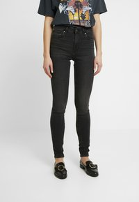 Levi's® - 721 HIGH RISE SKINNY - Jeansy Skinny Fit - shady acres - 0