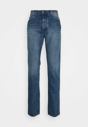 Slim fit jeans - authentic blue denim