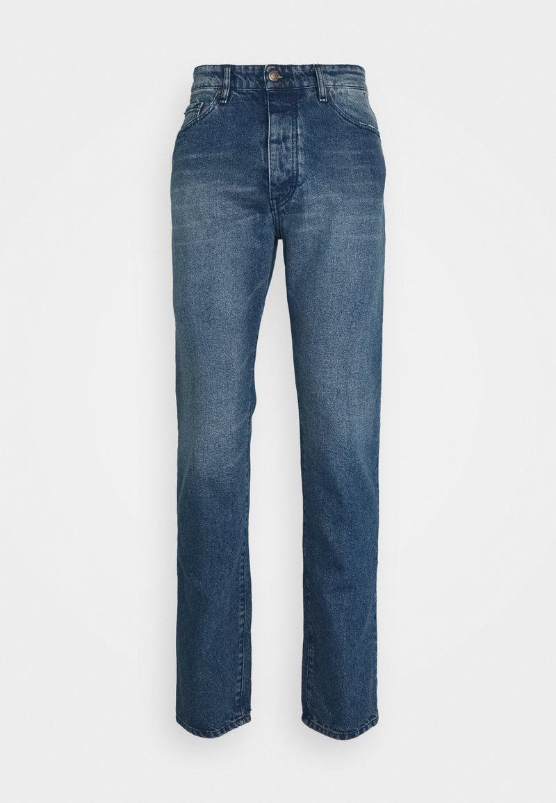 Iro - Džíny Slim Fit - authentic blue denim