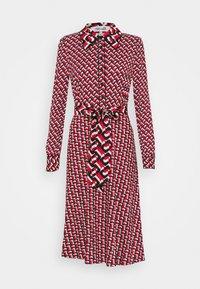 Diane von Furstenberg - MILLY DRESS - Paitamekko - red - 5