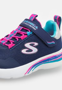 Skechers - DYNAMIGHT 2.0 - Trainers - navy sparkle/multicolor - 5