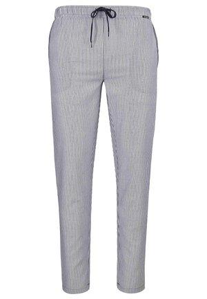 Pyjama bottoms - kosmosblue stripe