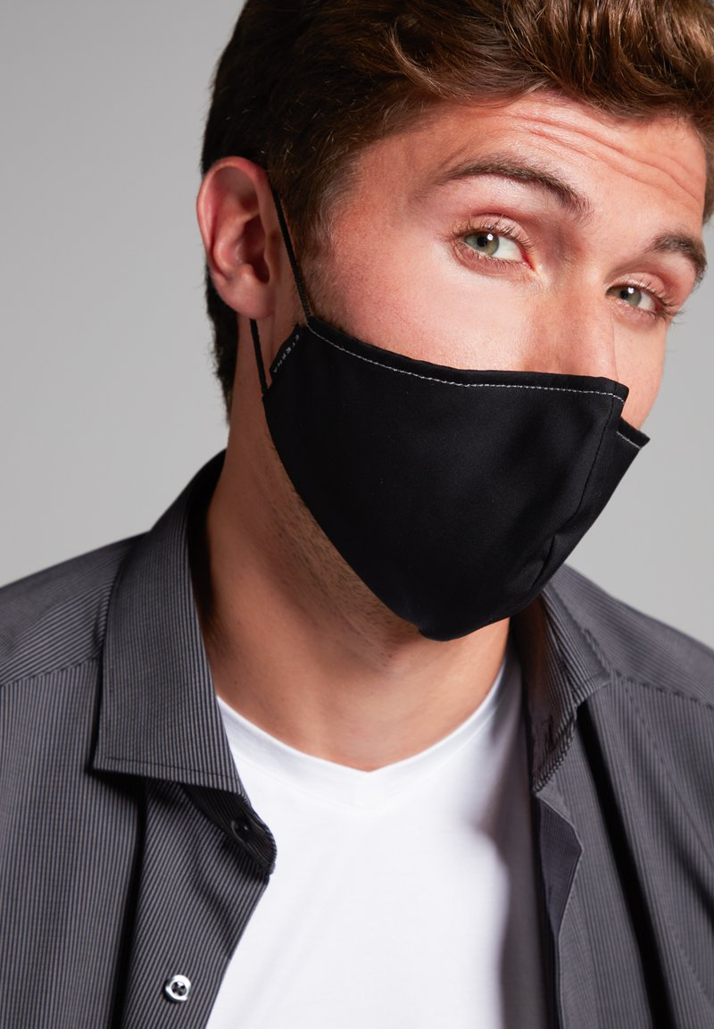 Eterna - 5 PACK - Community mask - schwarz
