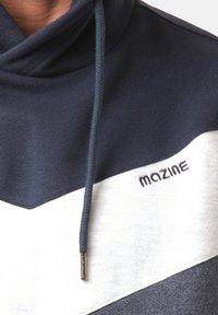 Mazine - Sweatshirt - navy / navy mel. - 3