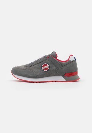 TRAVIS COLORS BOOST - Baskets basses - grey