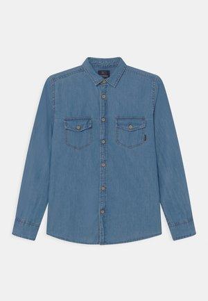 ETHAN - Overhemd - blue