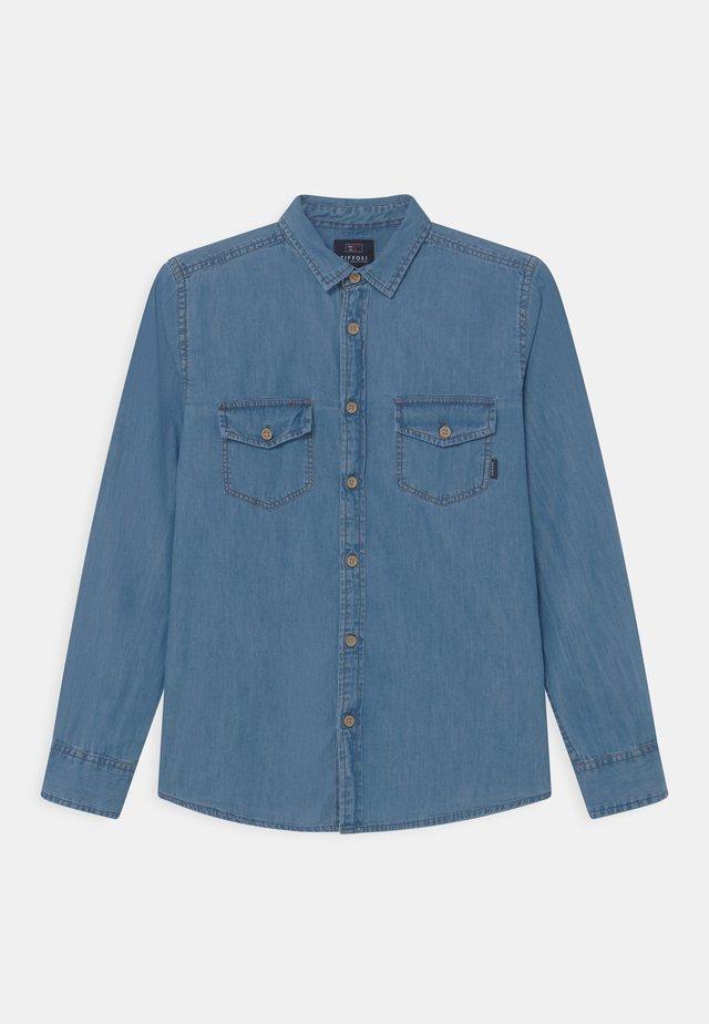 ETHAN - Skjorte - blue