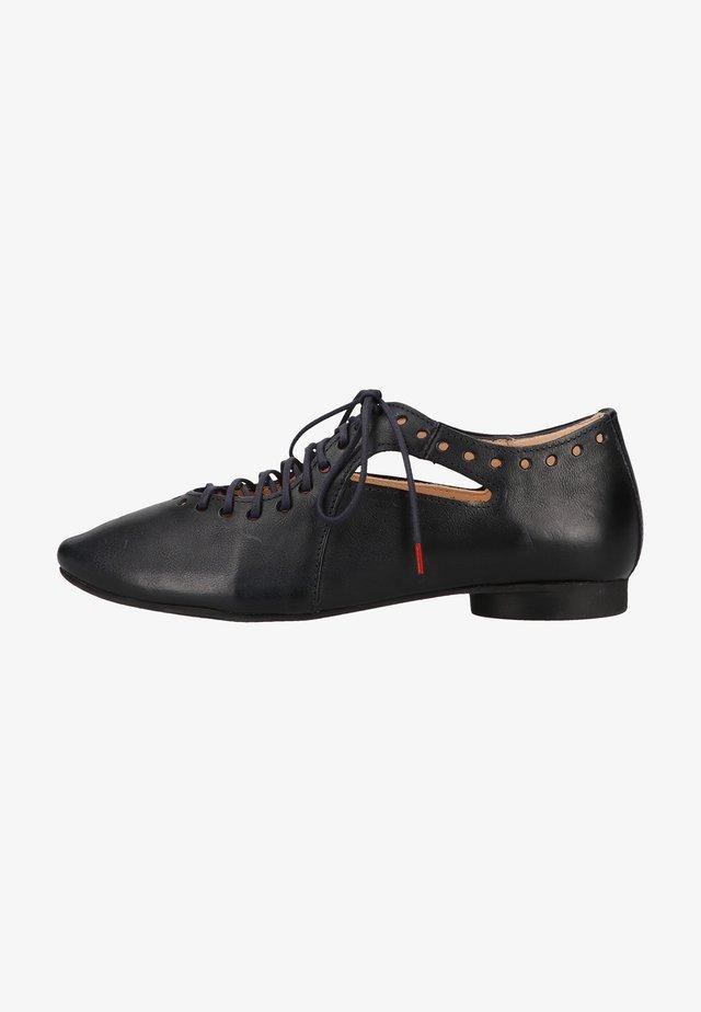 Chaussures à lacets - ocean