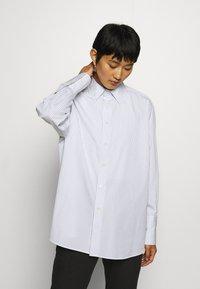 Hope - TRIP - Button-down blouse - blue - 0