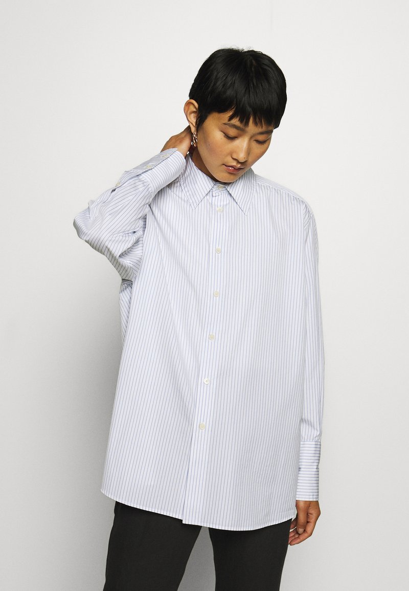 Hope - TRIP - Button-down blouse - blue