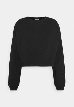 NMJOAN - Sweater - black