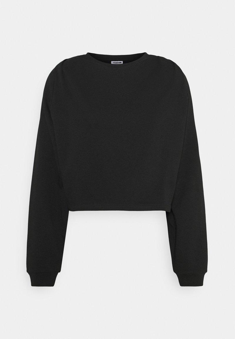 Noisy May - NMJOAN - Sweatshirt - black