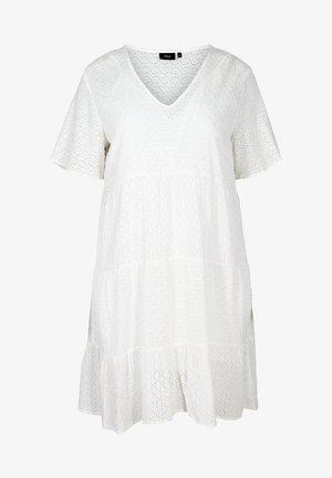Vapaa-ajan mekko - bright white