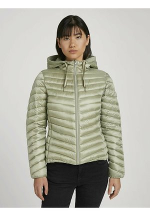 Light jacket - herbal tea green