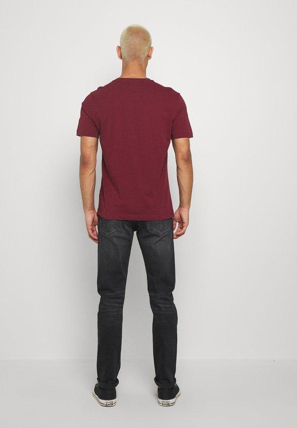 Calvin Klein Jeans CKJ 026 SLIM - Jeansy Slim Fit - washed black/czarny denim Odzież Męska NJUF