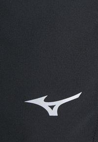 Mizuno - CORE SHORT - Korte broeken - black - 2