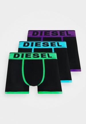 UMBX-DAMIENTHREEPACK-P BOXER-SHORTS 3 PACK - Pants - black