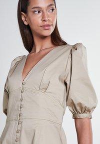 Mykke Hofmann - Maxi dress - sand - 3