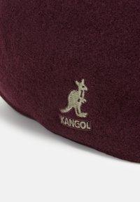 Kangol - Beanie - vino - 3