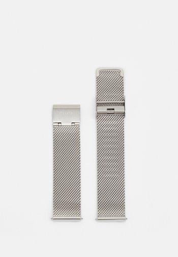 STRAP - Horloge accessoires - silver-coloured