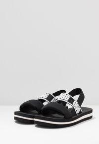 UGG - ZUMA SLING - Sandals - black - 4