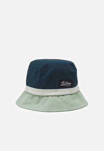 BLOCK BUCKET HAT UNISEX