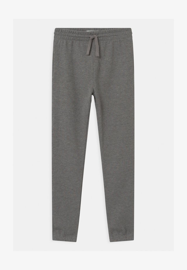 KEIRA  - Tracksuit bottoms - mottled grey