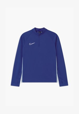 DRY ACADEMY DRIL - Sports shirt - deep royal blue/light armory blue/white