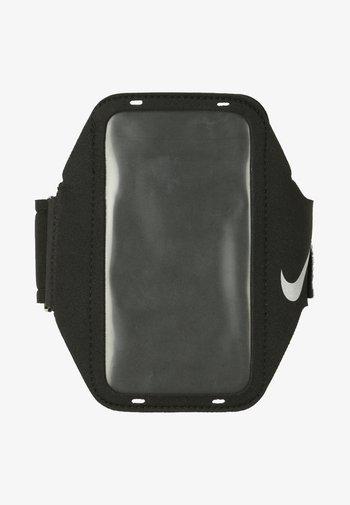 LEAN ARM BAND UNISEX - Andre accessories - black/black/silver