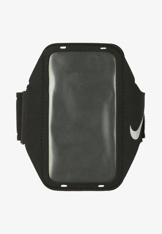 LEAN ARM BAND UNISEX - Overige accessoires - black/black/silver