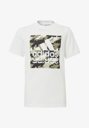 GRAPHIC T-SHIRT - Print T-shirt - white