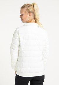 ICEBOUND - Light jacket - wollweiss - 2