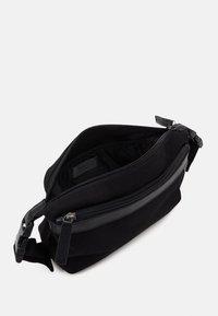 Zign - UNISEX STOFFMASKE - SCHLAFMASKE - Wash bag - black - 3