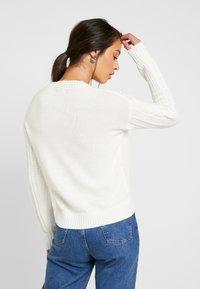 Even&Odd - Jersey de punto - off-white - 2