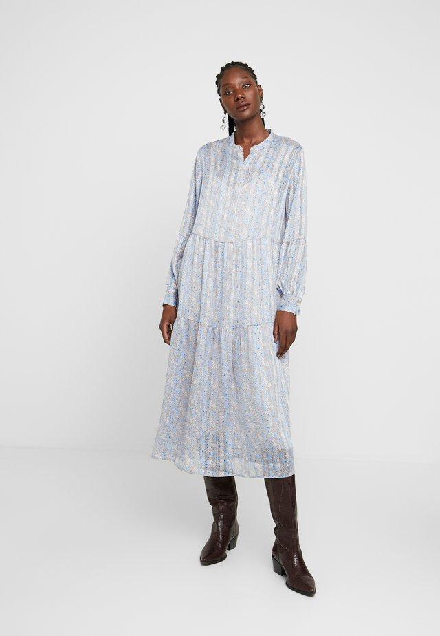 HARVEST - Skjortklänning - hushed violet