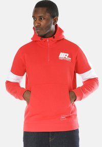 Young and Reckless - Hoodie - red - 0