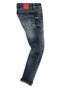 Vingino - ANZIO - Jeans Skinny Fit - mid blue wash - 4
