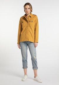 DreiMaster - Light jacket - curry - 1