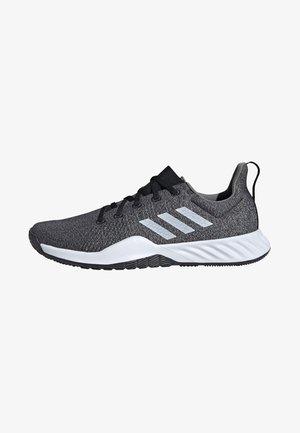 SOLAR LT TRAINER SHOES - Sports shoes - black