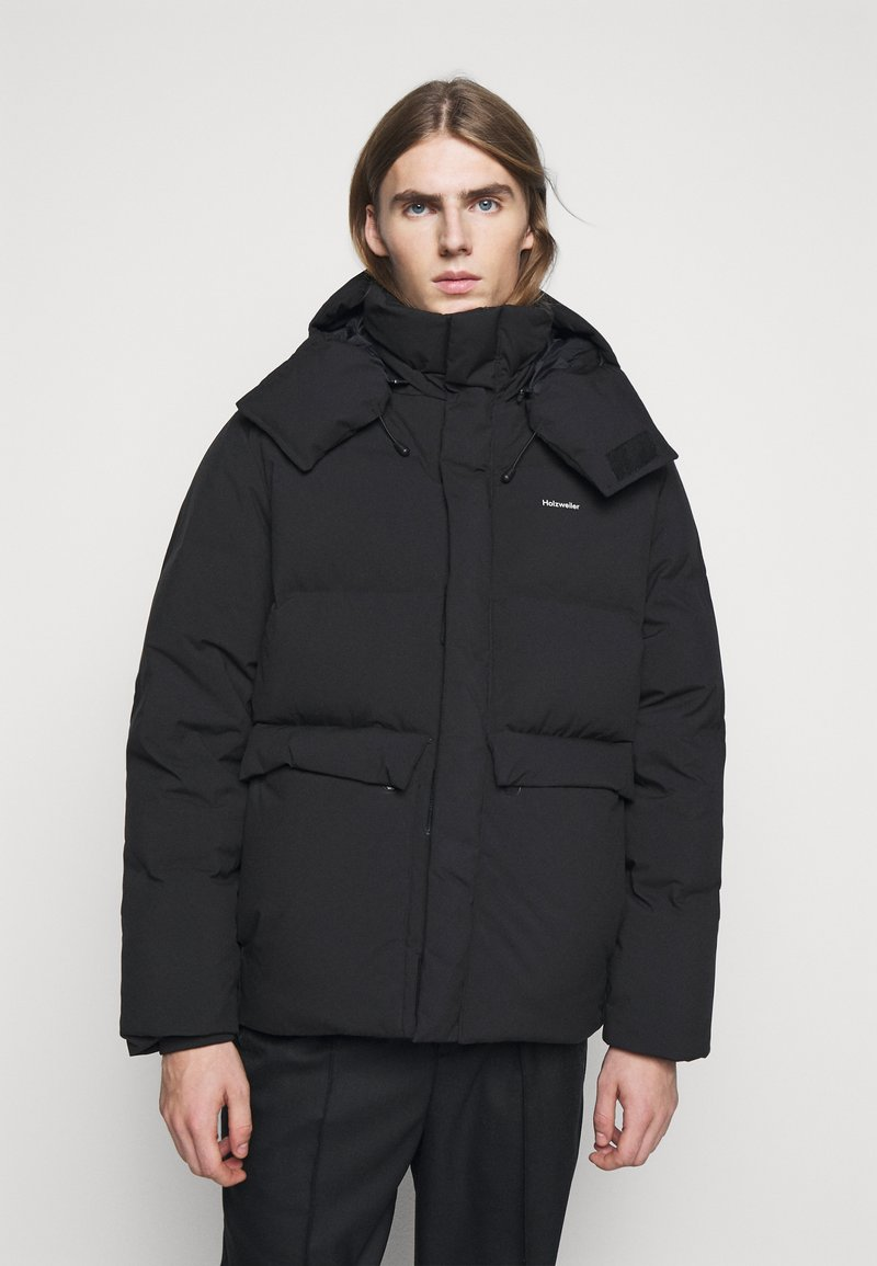 Holzweiler - DOVRE  - Down jacket - black