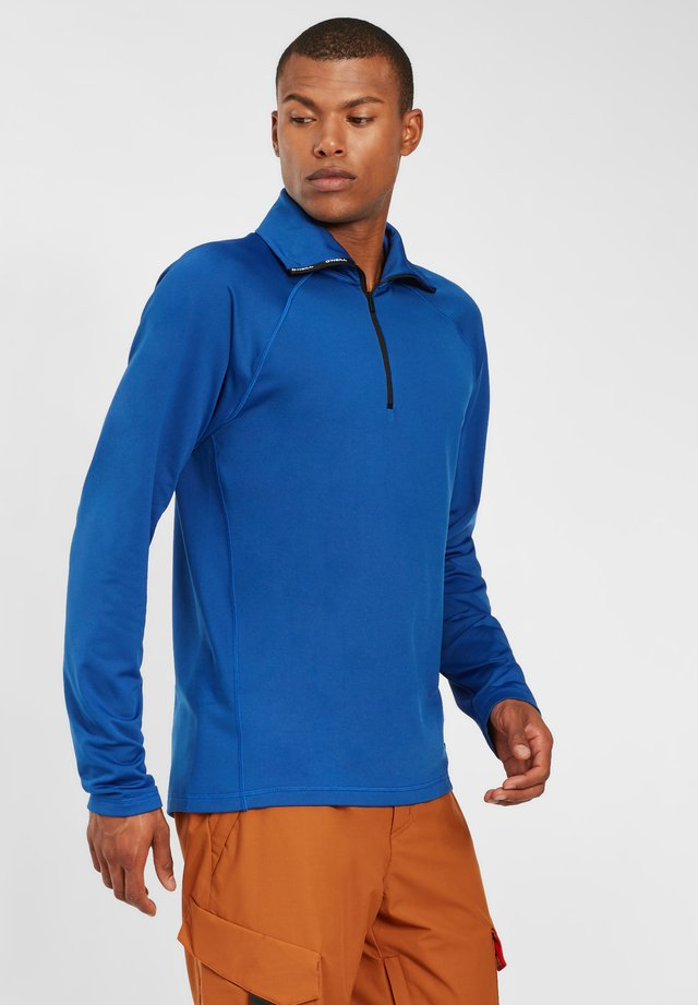 CLIME - Fleecepullover - blue