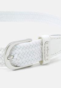 Daily Sports - GISELLE ELASTIC BELT - Belt - white - 3