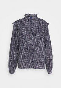 Résumé - CHELSEA BLOUSE - Button-down blouse - navy - 5