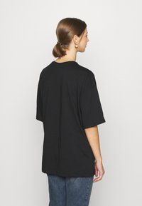 Even&Odd - T-shirts med print - black - 2