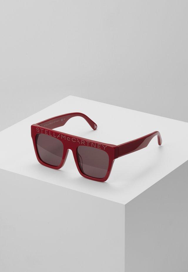 SUNGLASS KID - Aurinkolasit - red
