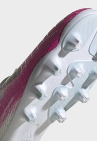 adidas Performance - 19.3 MULTI-GROUND BOOTS - Moulded stud football boots - white - 7